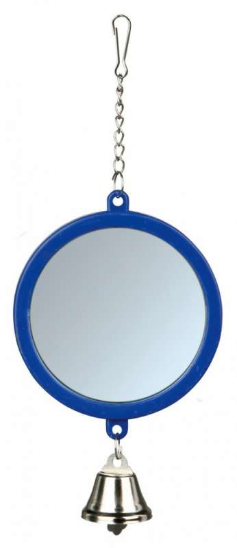 Spiegel mit Glocke 5.5 cm  von Trixie