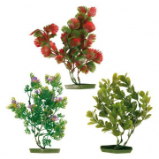 Trixie Assortment Plastic Plants Art.-Nr.: 46261