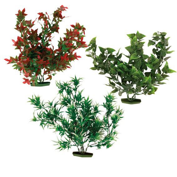 Trixie Assortiment Kunststof Planten  25 cm