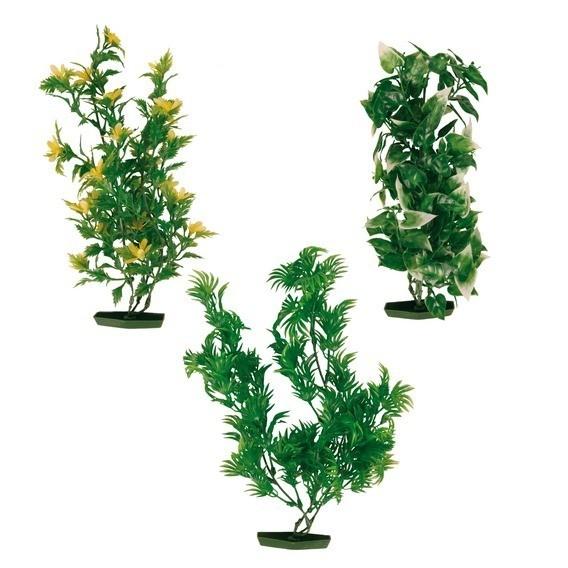 Trixie Assortiment Kunststof Planten  28 cm