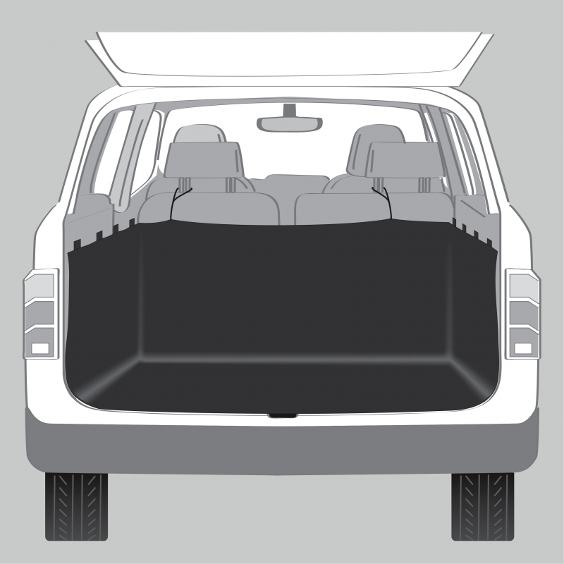 Trixie Car Boot Cover, Polyester  2.3×1.7 m