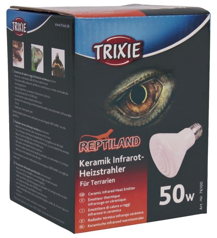 Trixie Reptiland - Aquecedor Cerâmico Infravermelhos  50 W