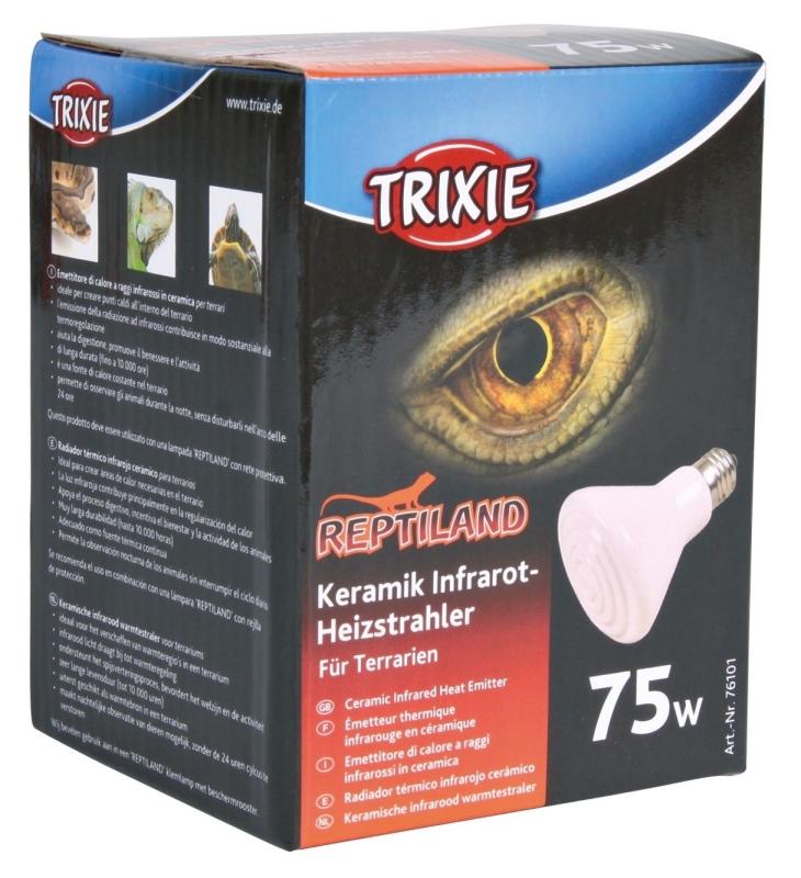Trixie Reptiland - Aquecedor Cerâmico Infravermelhos  75 W