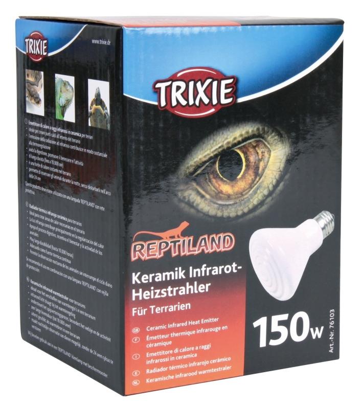 Trixie Reptiland - Aquecedor Cerâmico Infravermelhos  150 W