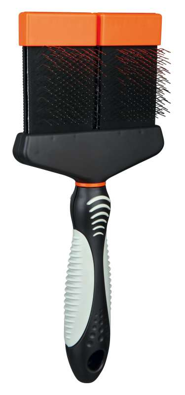 Soft Brush with flexible head 10x21  cm  from Trixie