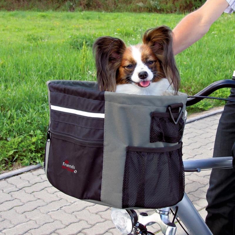 Trixie Bolsa frontal para Bicicleta Biker-Box  4011905131160 opiniones