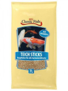Aliment en granulés Fish Pond Sticks 7 l