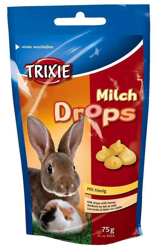 Trixie Melk Drops 75 g 4011905060248