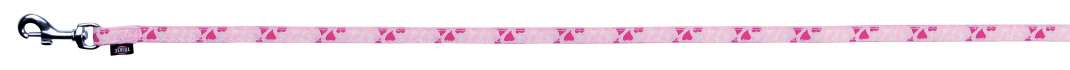 Trixie Modern Art Leash Rose Heart XXS-XS