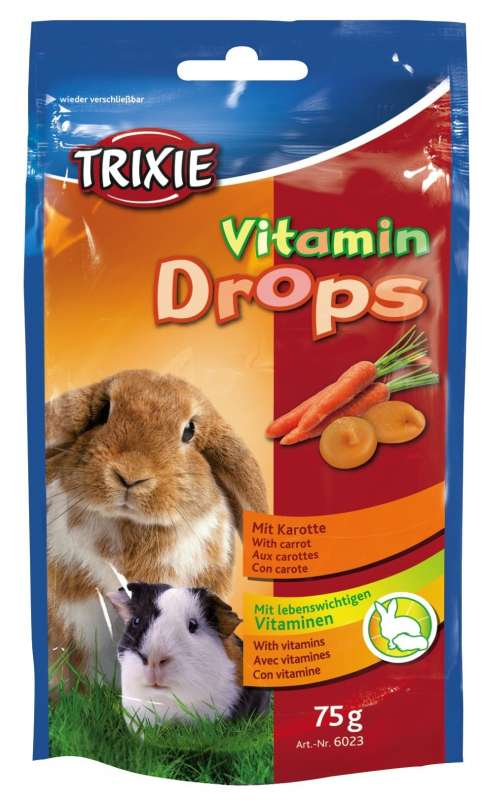 Trixie Vitaminedrops 75 g 4011905060231