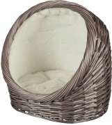Trixie Wicker Cuddly Cave 44×44×30 cm