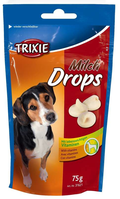 Trixie Milk Drops 75 g 4011905316130 erfaringer