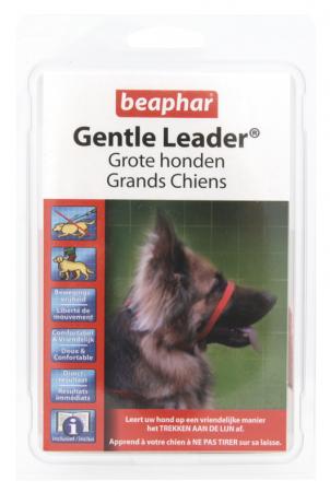 Beaphar Gentle Leader  Rood L