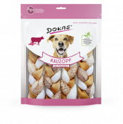 Dog Dental snacks Dokas Dental Braid with Fish Skin 240g