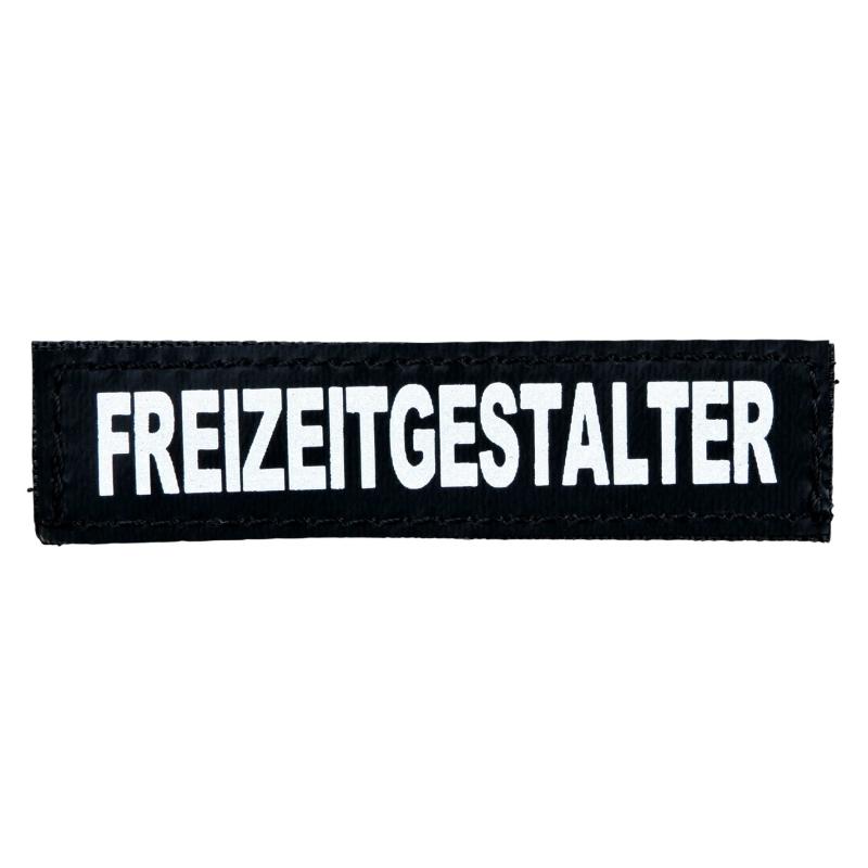"""Julius K9 Velcro Sticker """"Freizeitgestalter"""" FREIZEITGESTALTER  5999053650766 anmeldelser"""