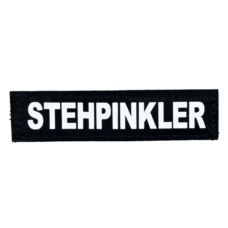 """Julius K9 Etiqueta de Velcro """"Stehpinkler"""" S STEHPINKLER"""