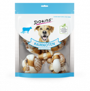 Dokas Chew Knots with Fish Skin 250 g