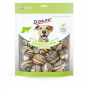 Knotted Bones with Fish Skin 250 g