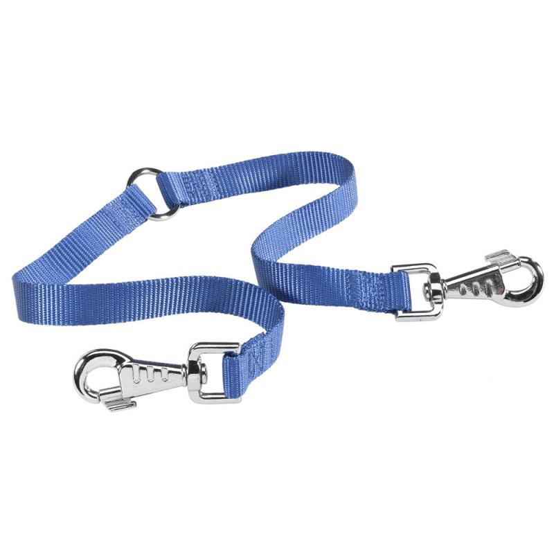 Ferplast Nylon Hondenlijn TWIN 15 mm  met korting aantrekkelijk en goedkoop kopen