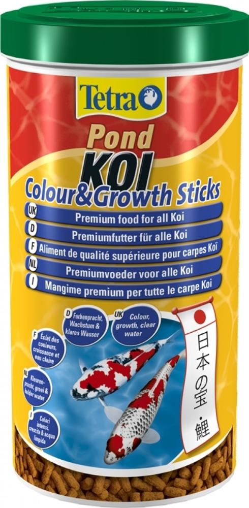 Tetra Koi Colour & Growth Sticks 1 l  met korting aantrekkelijk en goedkoop kopen