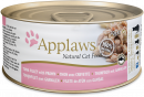 Applaws Natural Cat Food Filete de Atún con Camarones