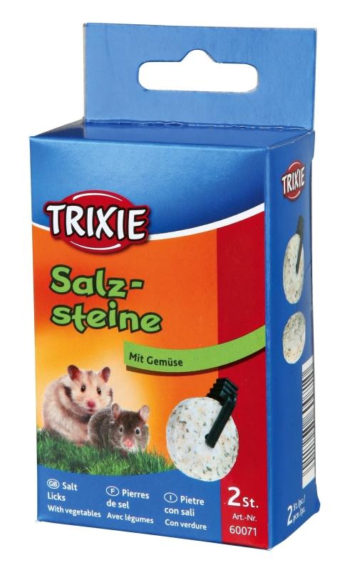 Trixie Zoutliksteen met Groente 60 g, 95 g
