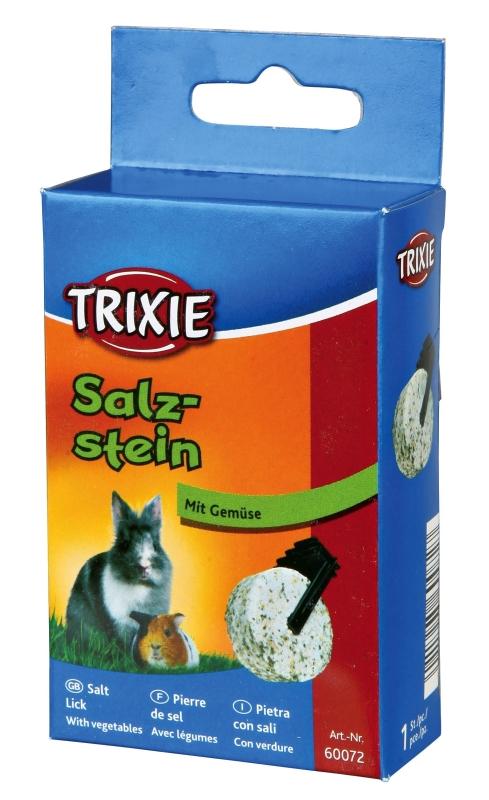 Trixie Zoutliksteen met Groente  95 g