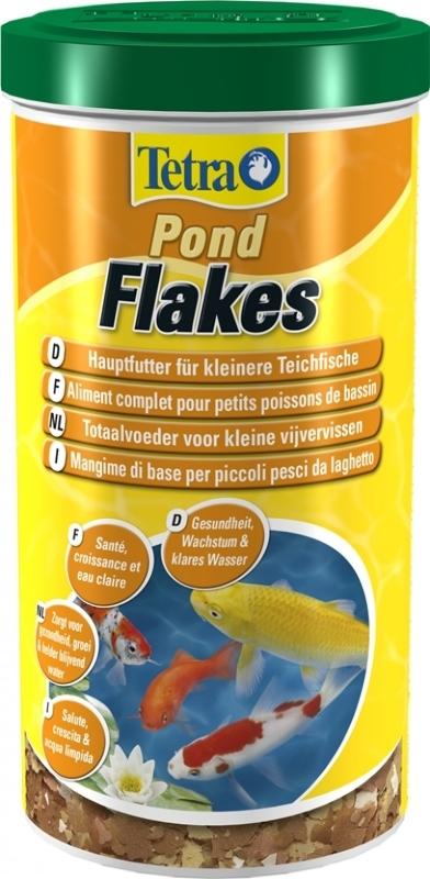 Tetra Pond Flakes EAN: 4004218760790 reviews