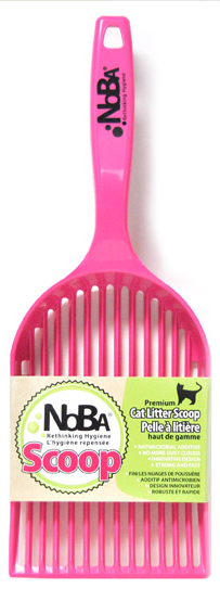Noba Premium Cat Litter Scoop Hot pink order cheap