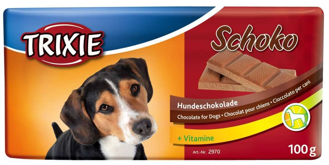 Trixie Hondenchocolade Choco 100 g