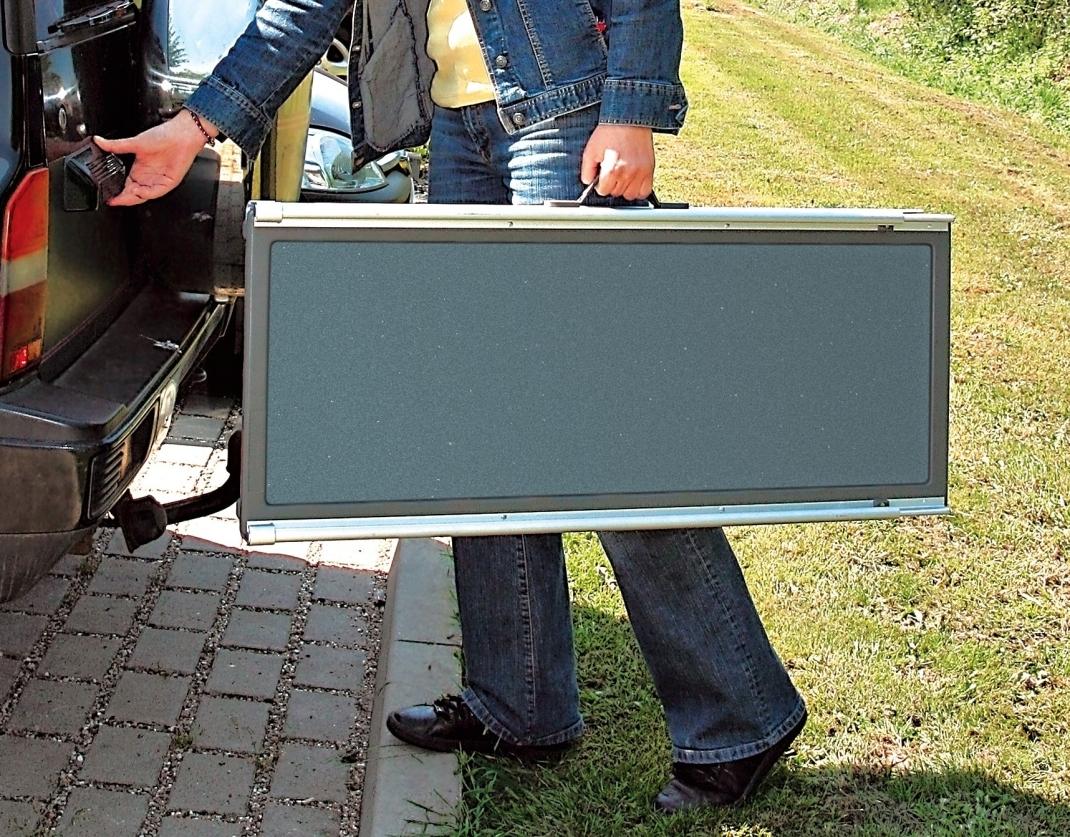 Trixie Rampa Telescópica Petwalk 43×100-180 cm