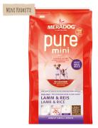 Meradog Pure Mini Cordeiro & Arroz 1 kg