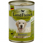 Dog Hypoallergen Reindeer Can 400 g