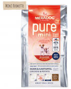 Meradog Pure Mini Fresh Meat com Frango & Batata 1 kg