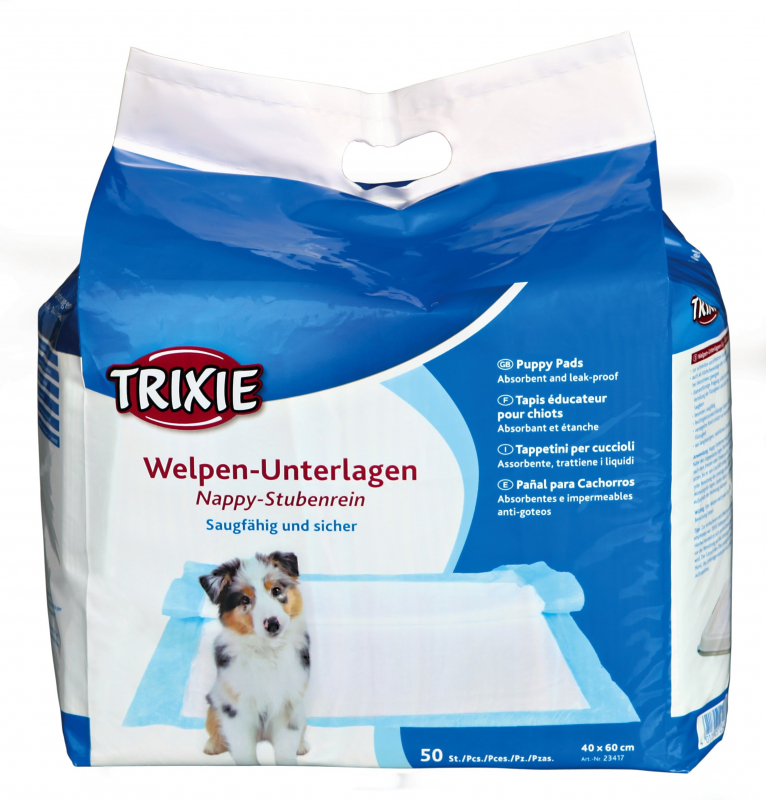 Trixie Nappy - Pañales para Cachorros  60x40 cm