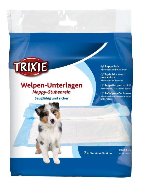 Trixie Nappy Puppy Pads  4011905234106 erfaringer