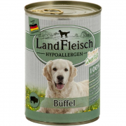 Landfleisch Dog Hypoallergen Buffalo Can 400 g