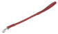 Bark&Bones Round leash, 130 cm Wine red 130x2 cm buy online