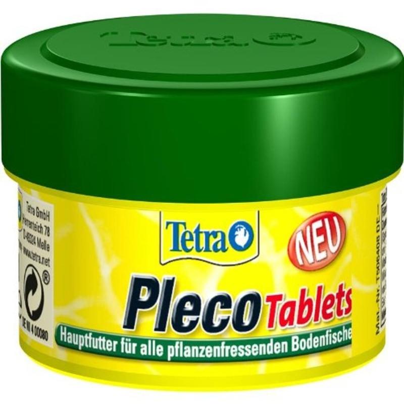 Tetra Pleco Tablets  4004218752719