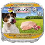 MAC's Dog - Pure Chicken with whole Poultry Hearts