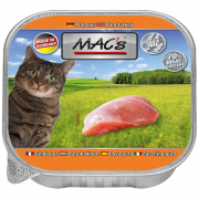 MAC's Cat Barquette Dinde pure Art.-Nr.: 32592