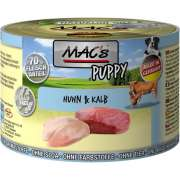 MAC's Puppy Chicken & Veal 200 g