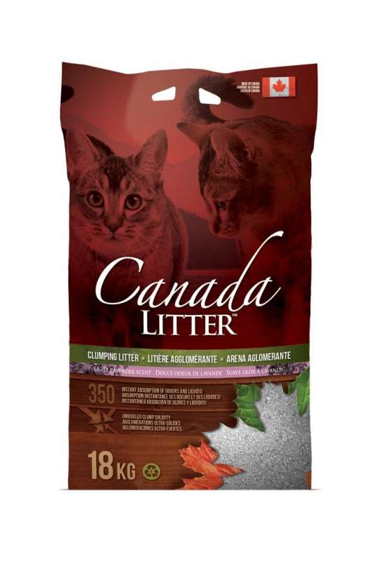 Canada LITTER Cat Litter with Lavender EAN: 0897438000128 reviews