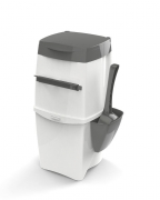 Cat litter Disposal bucket II Hvid