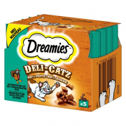 Dreamies Deli-Catz - Turkey 25 g