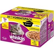 Whiskas 1+ Sélection à la Volaille en Sauce 85 g