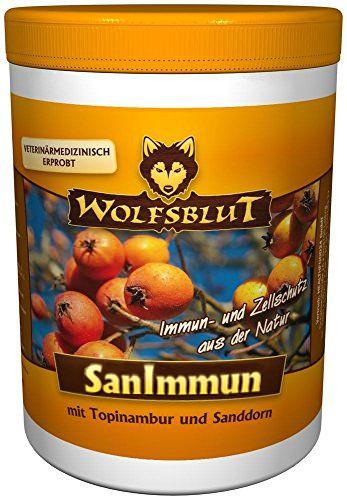 Wolfsblut Immusan met Aardpeer & Duindoorn 500 g