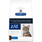 Prescription Diet Feline - z/d Low Allergen Original 2 kg