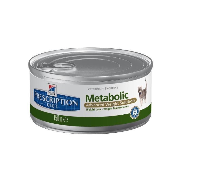 Hill's Prescription Diet Feline - Metabolic - Advanced Weight Solution 156 g