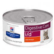 Prescription Diet Feline - Digestive Care i/d with Chicken 156 g